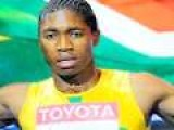 Hermaphrodite Track Star Gender Issue Resolved