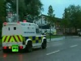 Dissident Republicans Blamed For Belfast Riot Shooting
