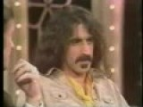 Frank Zappa On Mike Douglas - Part 2 Of 2