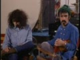 Mike Nesmith And Frank Zappa