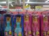 Post-Racial America Alert: Outrage After Wal Mart Sells Black Barbie Dolls For Half The Price Of White Barbie