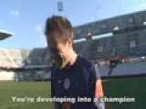 Remi Vs Ronaldo - Mad Soccer Skills