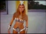 Raquel Welch Dancing In A Space Bikini
