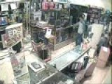 Stealth Thief Caught On CCTV Stealing Camera