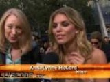 'The Twilight Saga: Eclipse' Premiere - AnnaLynne McCord Is 'Team Emmet'