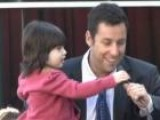 SNTV - Adam Sandler Gets A Star!