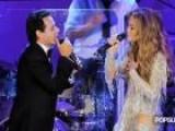 Video: Halle Berry & Olivier Martinez's Red Hot Night