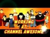 1 Yr Anniversary - Working At Channel Awesome