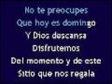 Karaoke Alejandro Sanz - Ense&#241 Ame Tus Manos KK: Www.descargar-karaoke.com