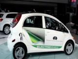 2010 LA Auto Show - Mitsubishi I-Miev