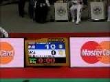 2010 WCS TOKYO 90kg P1 DENISOV Kirill RUS BATBAYAR Ariun-erdene MGL