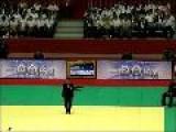 2010 WCS TOKYO 90kg 3M DENISOV Kirill RUS LIPARTELIANI Varlam GEO