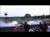 Supercharged VK Commodore - Kingswood Burnouts - Burnout Warriors Motorfest 2007