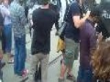 G20 Queen & Spadina Riot Cops Blockade