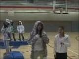 6th Grade Step Aerobics #1
