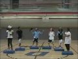 6th Grade Step Aerobics #3