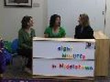 8 Minutes In Middletown: Children&apos S Library