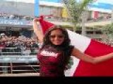 LARISSA RIQUELME EN LIMA PERU