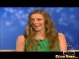 Alicia Silverstone On The View