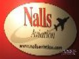 Aero-TV Profiles A Show Stopper! Art Nalls&apos Civilian Harrier Part 2