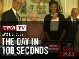 April 1, 2009: The Day In 100 Seconds