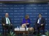 A Conversation On U.S.-China Relations