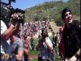 Adam Lambert Parade At Mt. Carmel High Pt.2