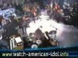 Adam Lambert & Allison Iraheta TOP 4 ROCK DUET Slow Ride American Idol May 5 2009