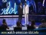 Adam Lambert Feeling Good - American Idol TOP 5 2009