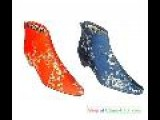 Ancient Princess Shoes Handmade Cloth Shoes Chinese China