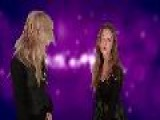 Ashlee Willis & Brittany Burton Sing Original Song Mind It