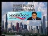 Aldolfo Mondragon Candidate For State Senate 1st District