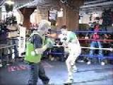 Amir Khan And Freddie Roach Media Workout 5 11 10