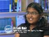 Arizona Spelling Bee Winner Anjali Nair