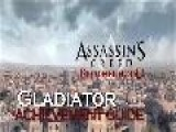Assassin&apos S Creed Brotherhood - Gladiator Achievement Guide Romulus Den