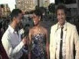 AMA 2009 Red Carpet Interview Alicia Keys