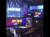 AMA 2008 Alicia Keys Wins Favorite Pop Rock Album Award