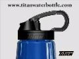 Best BPA Free Hiking Water Bottle Available: The TITAN