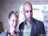 Boris Kodjoe At The 7th Annual Artivist Film Festival Awards Red Carpet