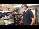 Classic VW Beetle Bug Resto Tip How To Prep For Paint Type 1