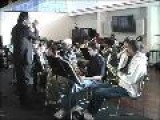 Clips Of Kimmel Center Youth Jazz Ensemble In Workshop With Simon Shaheen