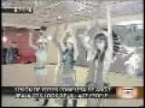 CAMPA&#209 A DE PRENSA - VILLAGE PEOPLE ANGIE JIBAJA