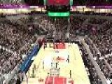 Chicago Bulls Vs Cleveland Cavs Game 5 Ft. LeBron James, Derrick Rose & Shaq NBA Playoffs Sports