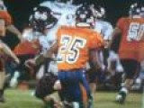 Cornerback#25 Terey Hackney Class Of 2011 Senior Football Highlight Tape