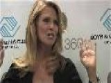 Christie Brinkley Enjoys Rock Band And Guitar Hero