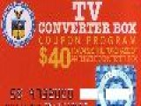 DTV Coupon Program Running Out Of Money: MediaBytes With Shelly Palmer January 5, 2009