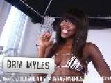 Dynasty Series TV: Bria Myles Shoot With IEC Studios For Blackmen Magazine