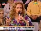 Daniela Mercury Em Portugal Lancando Canibalia