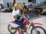 Davidsfarm - 0662 - -NnR0XLzsRw - HQ - Girls Learn To Ride At Daves Farm