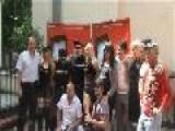 Espectacular Photocall Antes Y Despu&#233 S De La Presentaci&#243 N Oficial Del FICEB&apos 08